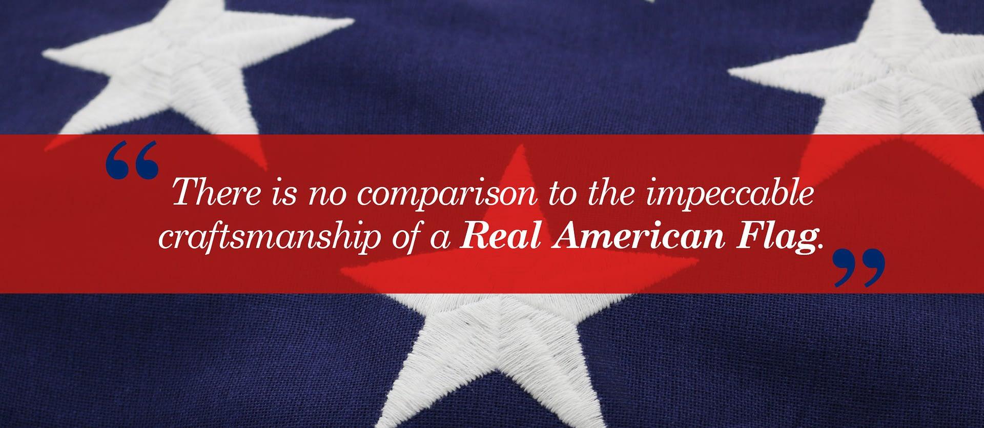 Buy Real American Flag