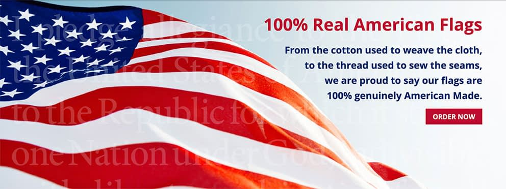 Buy Flags Made in the USA